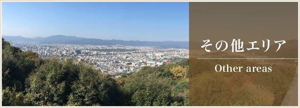 その他エリア/Other areas