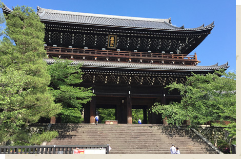 知恩院/Chion-in Temple