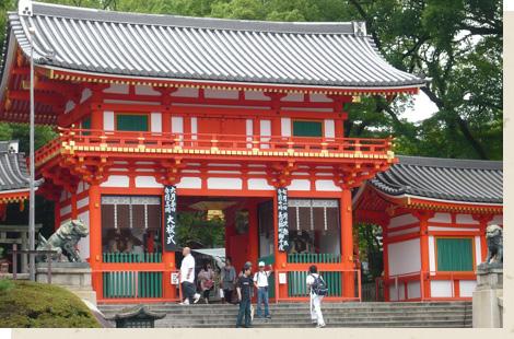 八坂神社/Yasaka Shrine