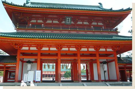 平安神宮/Heianjingu Shrine